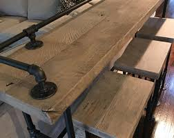 6 foot bar table bar table etsy