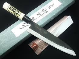 Japanese Folded Steel Kitchen Knives Gyuto Chef Knives