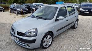 100 2003 renault clio manual hand sold renault clio 1 4