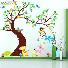 Safari Nursery Wall Decals Safari Wall Decals For Nursery Together With Jungle Wall Decor