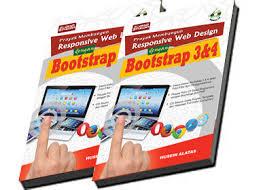 membuat website bootstrap proyek membangun responsive web design dengan bootstrap 3 dan 4