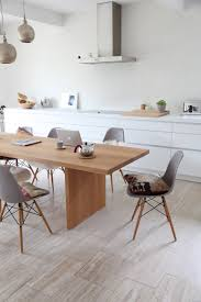 home interior design kitchens interiors and wood table