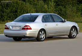 lexus sedan 2004 lexus ls specs 2003 2004 2005 2006 autoevolution