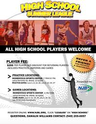 summer high national junior basketball