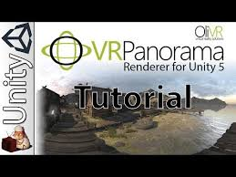 unity xl tutorial 360 videos in unity with vr panorama 360 pro renderer review
