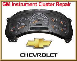 corvette instrument cluster repair speedometer repair services instrument cluster repair