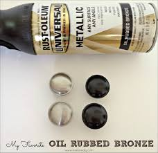Rustoleum Spray Paint For Wood Livelovediy How To Update Old Brass Doorknobs With Spray Paint