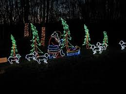 clinton pa christmas lights 8 magical light displays in pittsburgh that will simply mesmerize