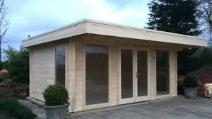 Garden Shed Office Garden Office Log Cabin Yorick 5x3 8m Designed As A Office Or
