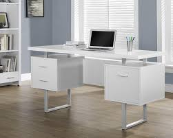 Computer Desk Bureau Tips On How To Buy A White Desk With Drawers Marlowe Desk Ideas