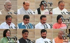 Modi Cabinet List List Of Cabinet Ministers Narendra Modi Government Memsaheb Net