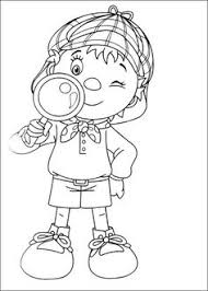 noddy coloring pages 64 coloring pages kids