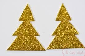 Mini Glass Christmas Tree Decorations by Diy Mini Christmas Tree Ornament
