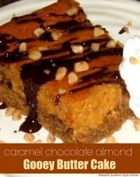 caramel praline pecan gooey butter cake recipe gooey butter