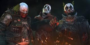 Origin Halloween Arkham Origins Multiplayer Character Art By Ben Davis Game Art Hub