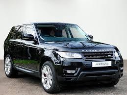 range rover pickup land rover range rover sport sdv6 autobiography dynamic black