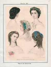 bonnet haircut 69 best 1820s 1870s coiffures images on pinterest braided