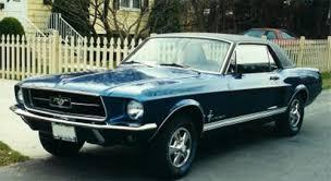 1967 Mustang Black 1967 Mustang Pictures
