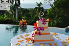 wedding cake island luxury destination weddings in jamaica island style wedding