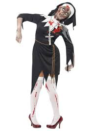 Scary Women Halloween Costumes Womens Scary Zombie Costume Scariest Halloween Costumes