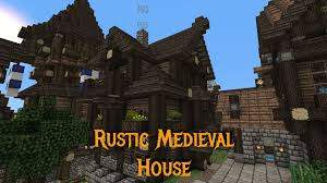 Youtube Best Resume by Minecraft Gundahar Tutorials Rustic Medieval House Youtube Loversiq