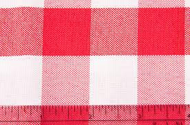 red and white table runner checkered polyester table runner red white cv linens