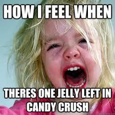 Crack Addict Meme - thinking pink candy crush addict