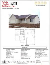 new home floor plans lagrange oh
