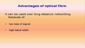 types of optical fibers modern physics youtube