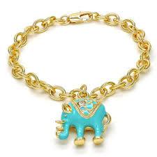 white gold plated charm bracelet images Charm bracelets jpg