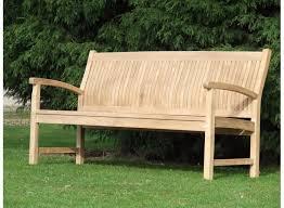 Curved Teak Garden Bench Best Outdoor Benches