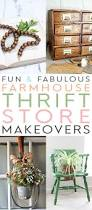 Thrift Store Home Design Fun And Fabulous Farmhouse Thrift Store Makeovers The Cottage Market