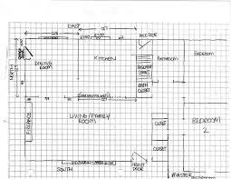 floor plan grid template uncategorized graph paper for floor plan outstanding inside