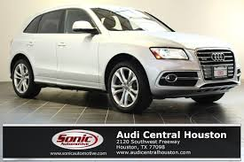 lexus certified houston certified used 2014 audi sq5 3 0t for sale in houston tx stock