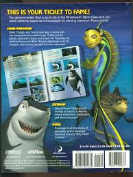 shark tale official strategy cheat guide ebay