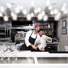 kitchen chef the corner house is now flor de sal a new restaurant with monk