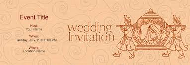 indian wedding invitation online free wedding invitation with india s 1 online tool