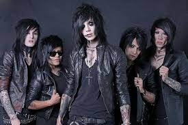 black veil with andy six from black veil brides keeping secrets