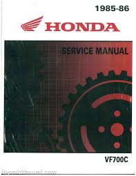 28 1985 honda v65 magna maintenance manual 5710 honda