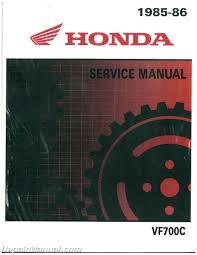 28 1985 honda v65 magna maintenance manual 5710 honda