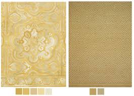 Rug Gold Architectural Digest Predicts Damask Rugs Will Be Big In 2016
