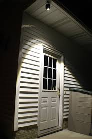 Battery Operated Outdoor Light - mr beams 1 light led spot light walmart com