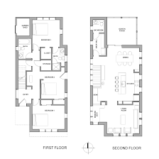 row house plan and elevation gharexpert incredible rowhouse floor