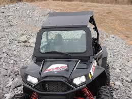 2008 2014 polaris rzr d o t glass windshield by bad dawg 693