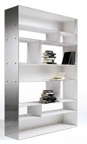 contemporary bookcase metal by antonio citterio lightpiece