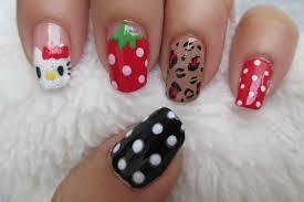 real asian beauty dream high 2 ji yeon inspired nail art