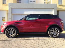 range rover evoque back range rover evoque si4 dynamic coupe at review cars co za