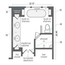 master bedroom bathroom floor plans his and bathroom floor plans 28 images master bedroom addition