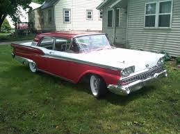 1959 F150 Detailed 1959 Ford Fairlane 500