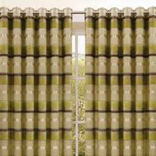 Green And Brown Curtains Estrada Green Eyelet Curtains Sitting Room Pinterest Sitting